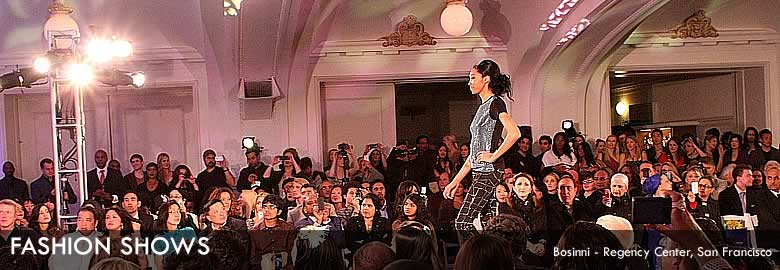 Fashion Shows : Bosinni - Regency Center, San Francisco