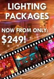 Lighting Packages Now from only $249!