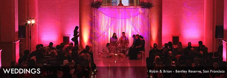 Weddings : Robin & Brian - Bentley Reserve, San Francisco